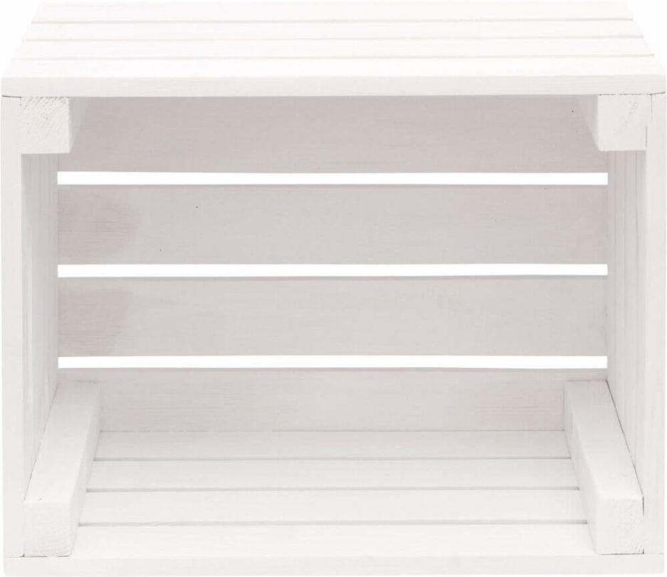 wyposażenie domu biała skrzynia